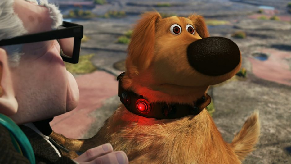 """dug - dog from movie """"Up"""""""